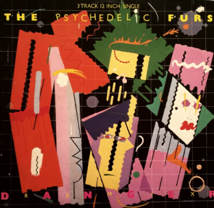 "Psychedelic Furs (The) - Danger (12"") (VG/VG)"